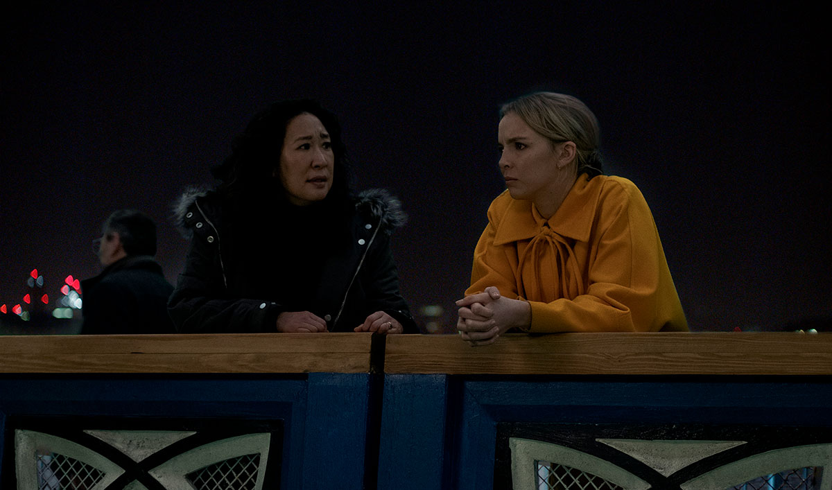 <em>Killing Eve</em> Fashion File: A Love Like Day and Night