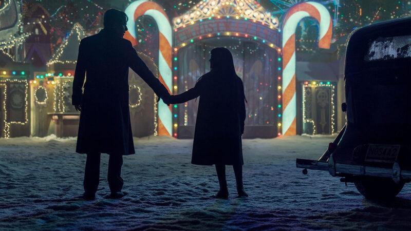 Stream <em>NOS4A2</em> Episode 2 Now: Charlie Manx's Horrifying First Ride to Christmasland