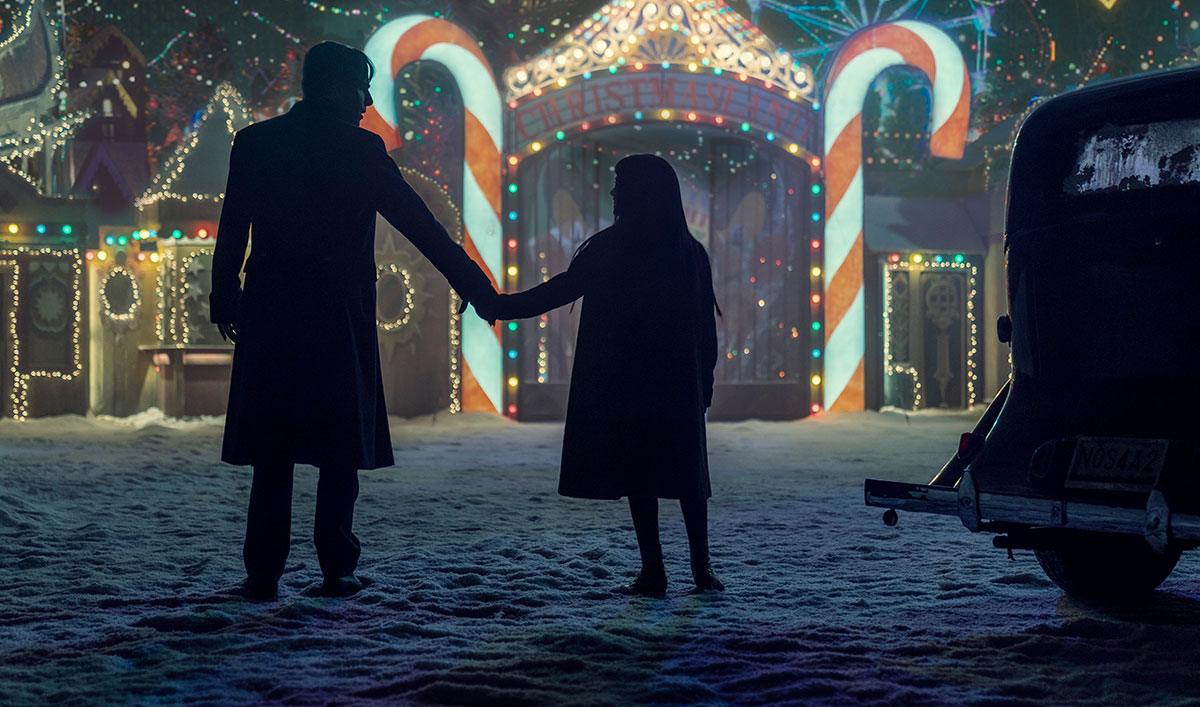 Stream <em>NOS4A2</em> Episode 2 Now: Charlie Manx's Horrifying First Ride to Christmasland