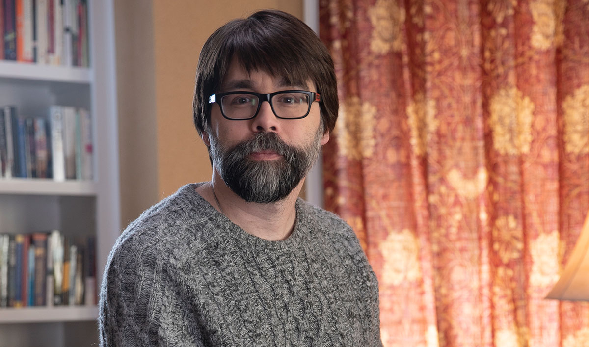 <em>NOS4A2</em> Q&A — Joe Hill (Author, Executive Producer)