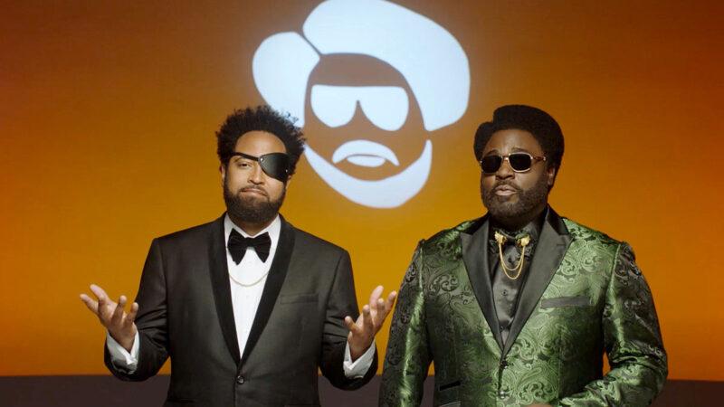 <em>Sherman's Showcase</em> Q&A — Bashir Salahuddin and Diallo Riddle