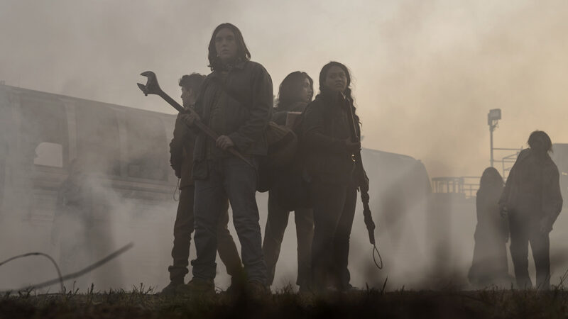 AMC Announces Panel for <em>The Walking Dead: World Beyond</em> at This Year's Comic-Con@Home