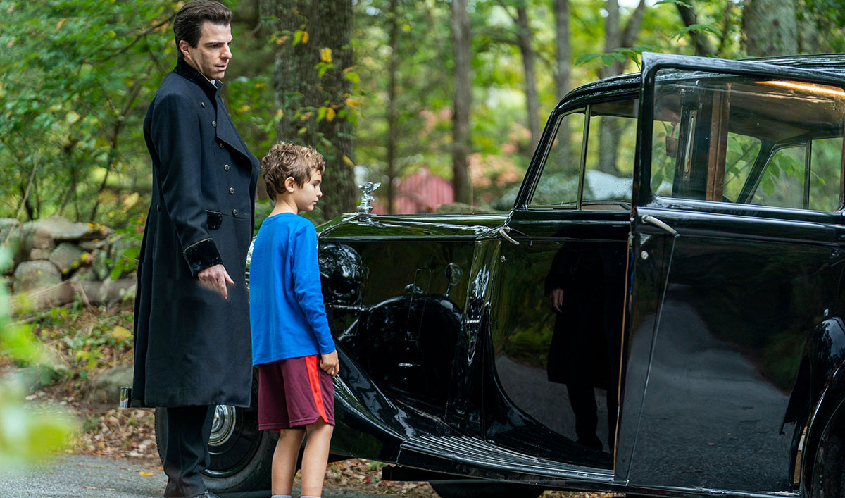 Stream <em>NOS4A2</em> Episode 3 Now: Charlie Manx Sets His Sights on Vic's Son