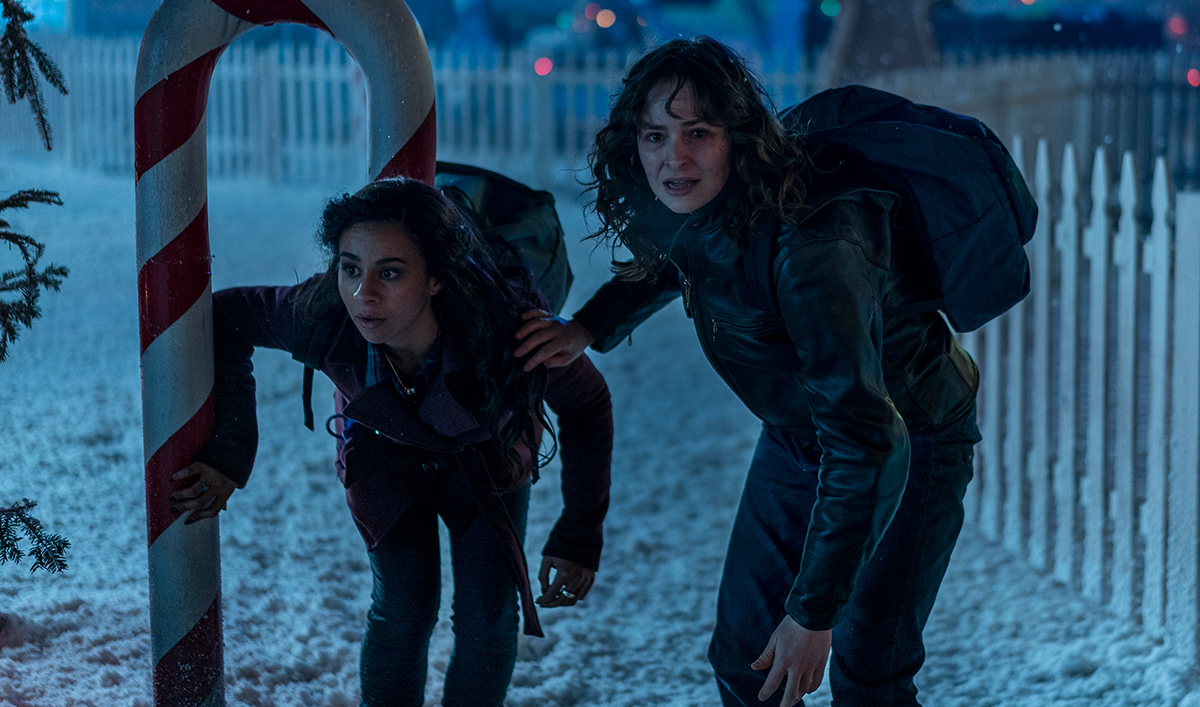 Stream <em>NOS4A2</em> Episode 9 Now: Vic and Maggie Witness the Horrors of Christmasland