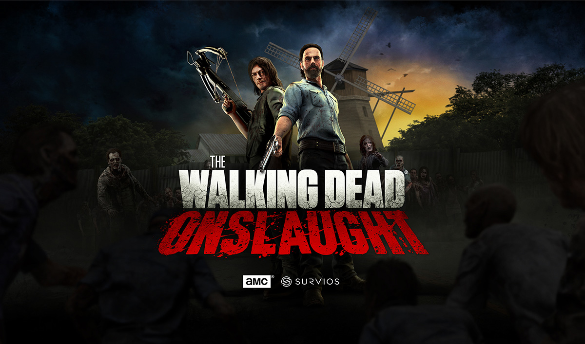AMC and Survios Announce <em>The Walking Dead Onslaught</em> VR Game Release Date With New Gameplay Trailer