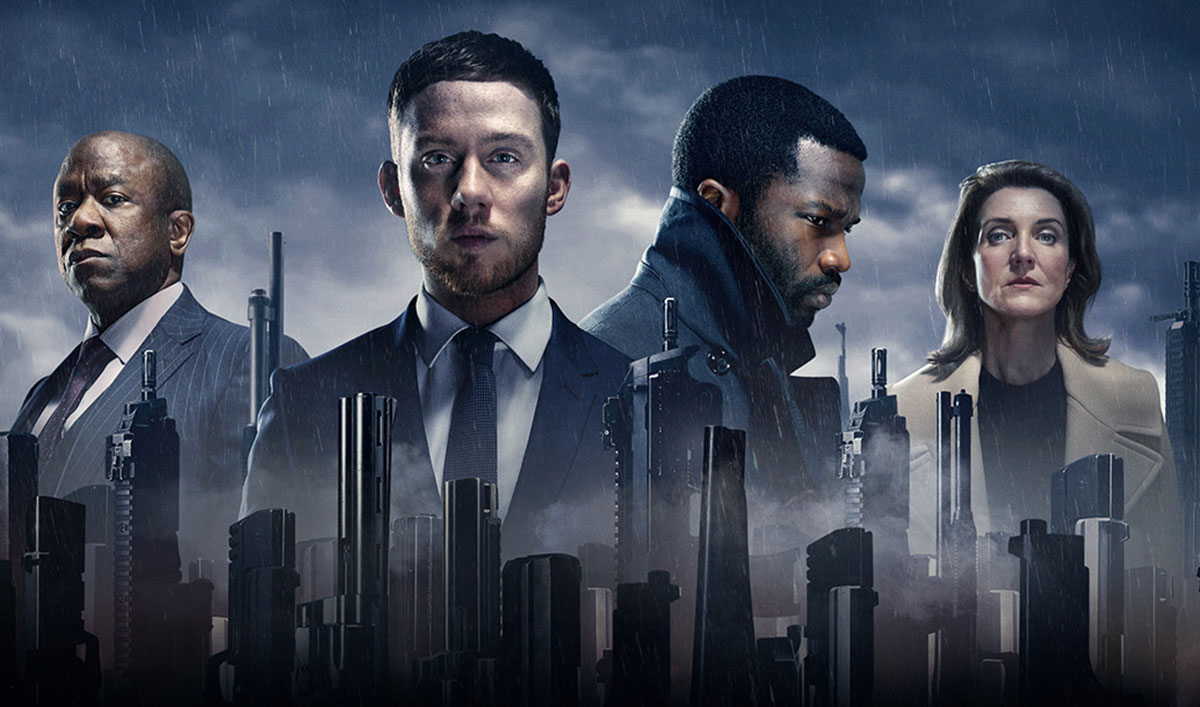 AMC Releases Trailer for Critically-Acclaimed Series <em>Gangs of London</em>