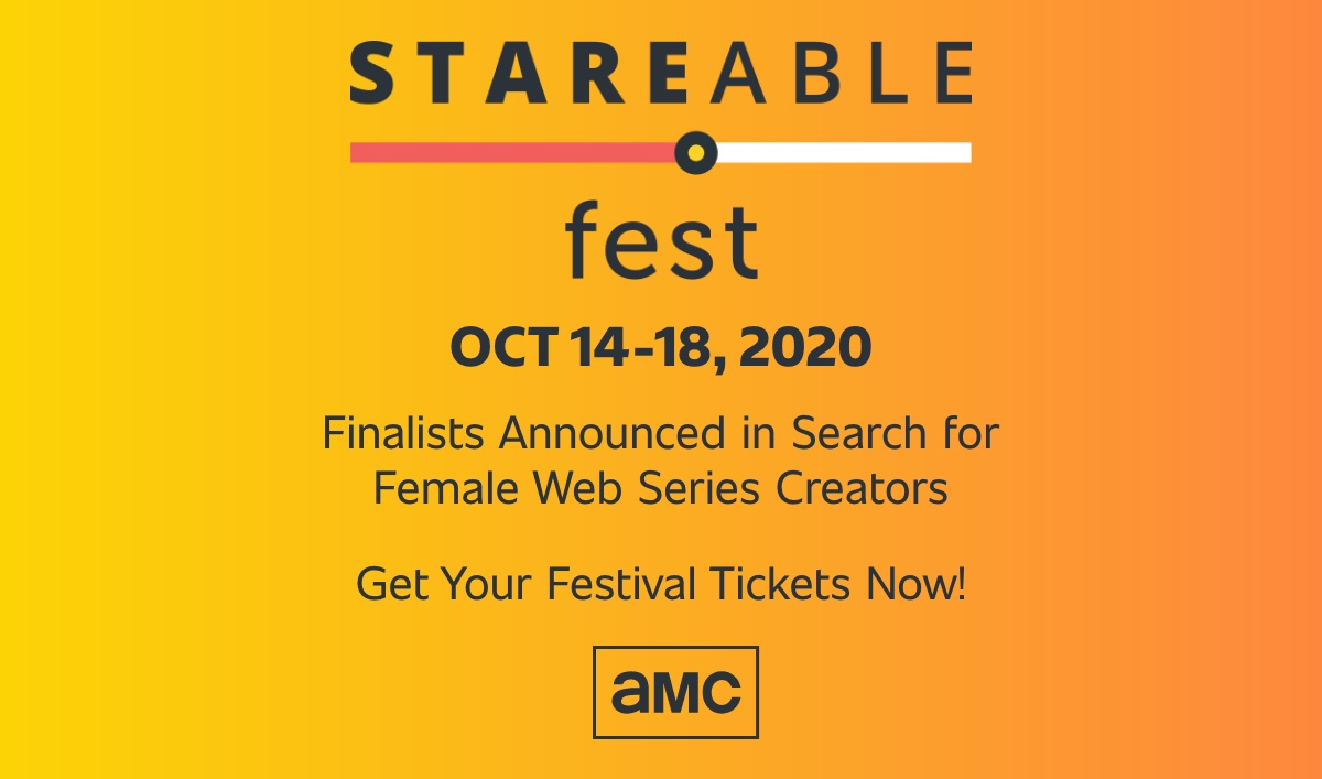 AMC Networks and Stareable Fest Name Finalists in Competition Recognizing Female Creators