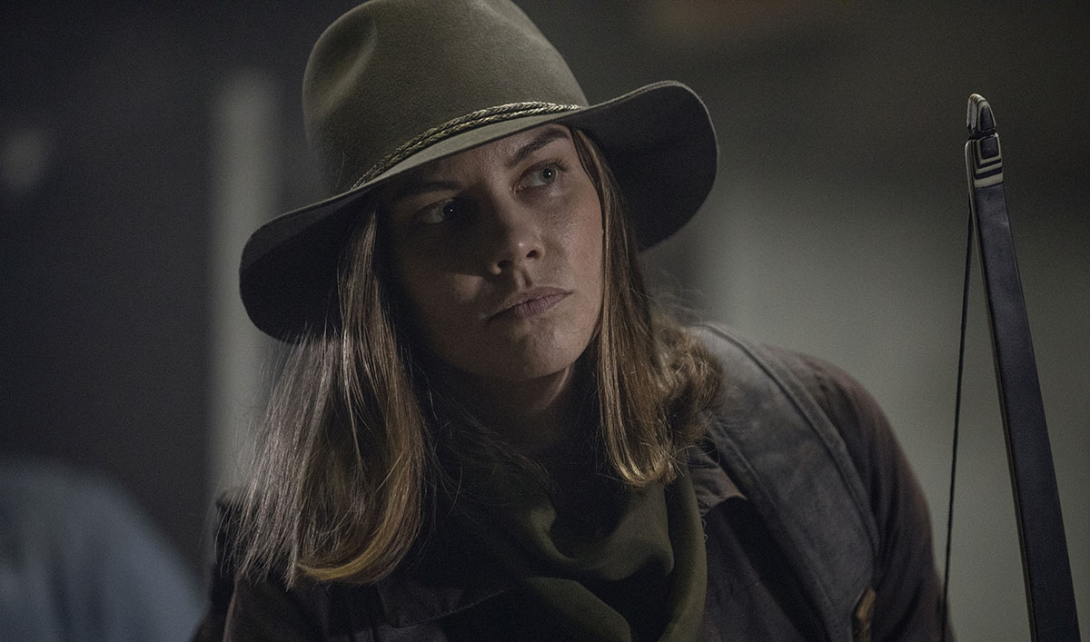 <em>The Walking Dead</em> Q&A — Lauren Cohan on Her First Episode Back as Maggie