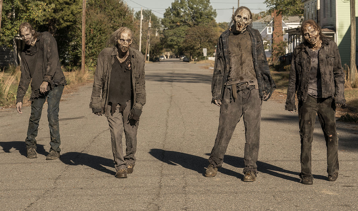 All the Different Names for Walkers in <em>The Walking Dead</em> Universe