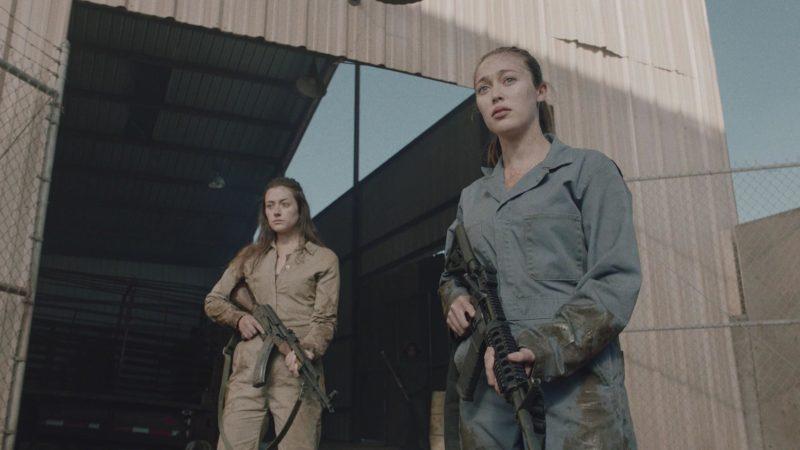 (Spoilers) Inside Fear the Walking Dead: Lennie James' Directorial Debut