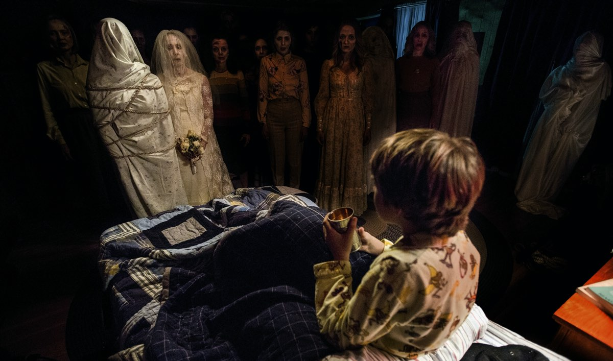 How to Watch the First Three Chapters of <em>Insidious</em> Through Halloween