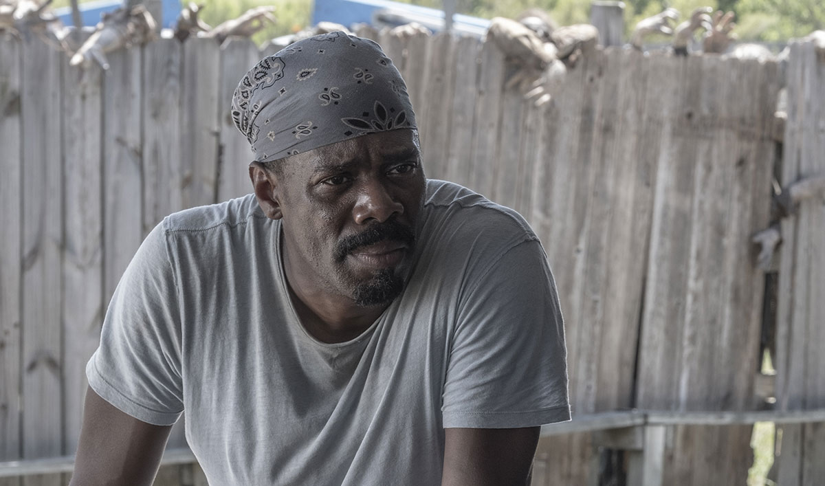 The Tao of Victor Strand, <em>Fear the Walking Dead</em>'s Scheming Philosopher