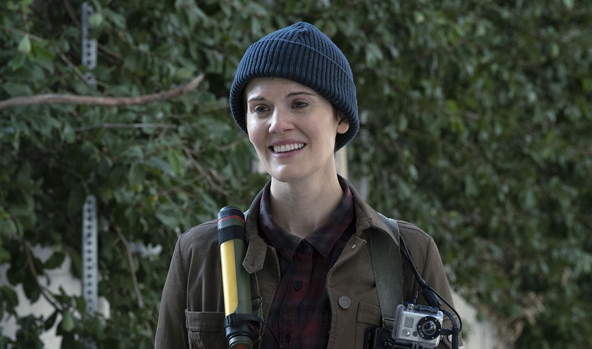<em>Fear the Walking Dead</em> Q&A — Maggie Grace (Althea Szewczyk-Przygocki)