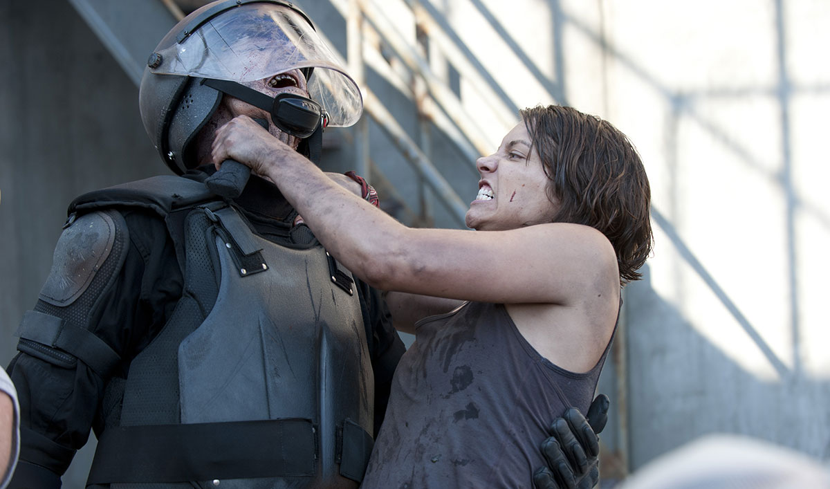 Beyond Lauren Cohan's Return to <em>The Walking Dead</em>, Five Other Times Maggie Saved the Day