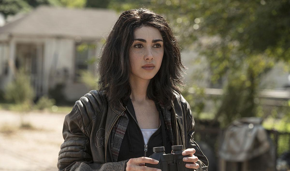 <em>The Walking Dead: World Beyond</em> Q&A — Alexa Mansour (Hope)