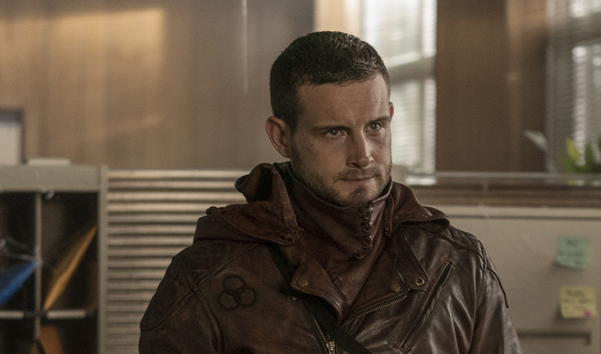 <em>The Walking Dead: World Beyond</em> Q&A — Nico Tortorella (Felix)