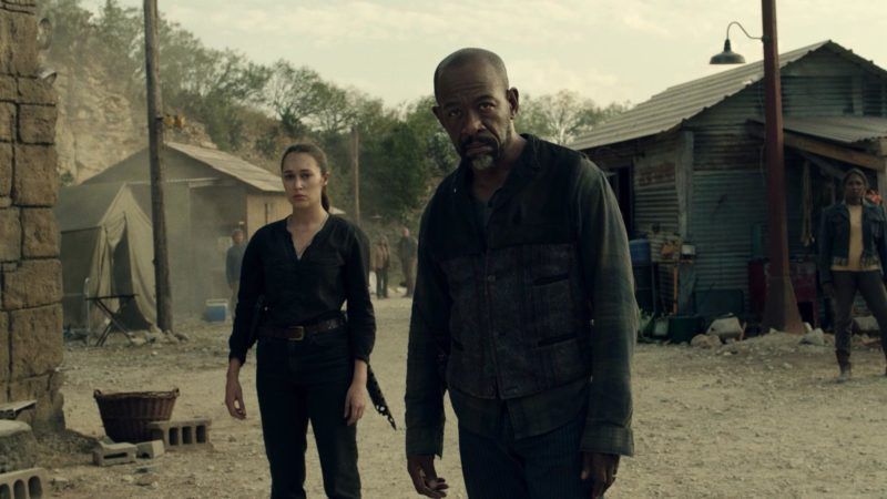 Fear the Walking Dead: Trailer for the Final Episodes of Season 6