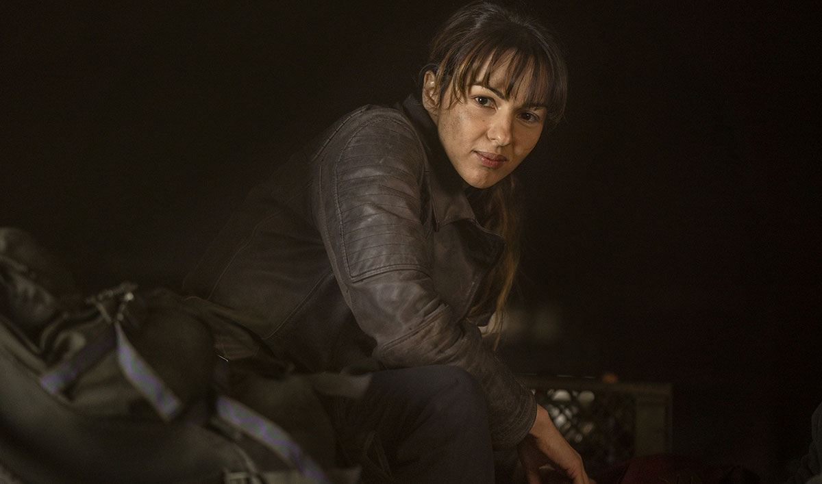 <em>The Walking Dead: World Beyond</em> Q&A – Annet Mahendru Sheds Light on Huck's Past