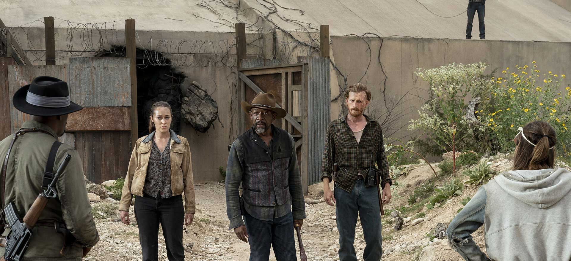 How to Watch the Second Half of Fear the Walking Dead Season 6 and Everything You Need to Know for the New Episodes