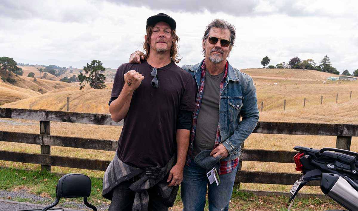 <em>Ride With Norman Reedus</em> Travelogue — Let Norman and Josh Brolin Be Your Guide Through New Zealand's North Island