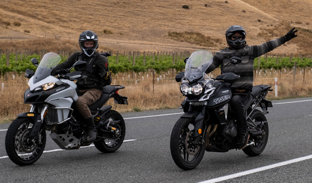<em>Ride With Norman Reedus</em> Travelogue — Plot Your Own South Island Adventure Like Norman and Dylan McDermott