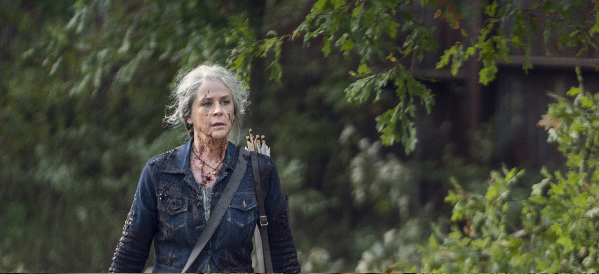 The Walking Dead Q&A — Melissa McBride On Carol's Alone Time and Working With Dogs and Rats