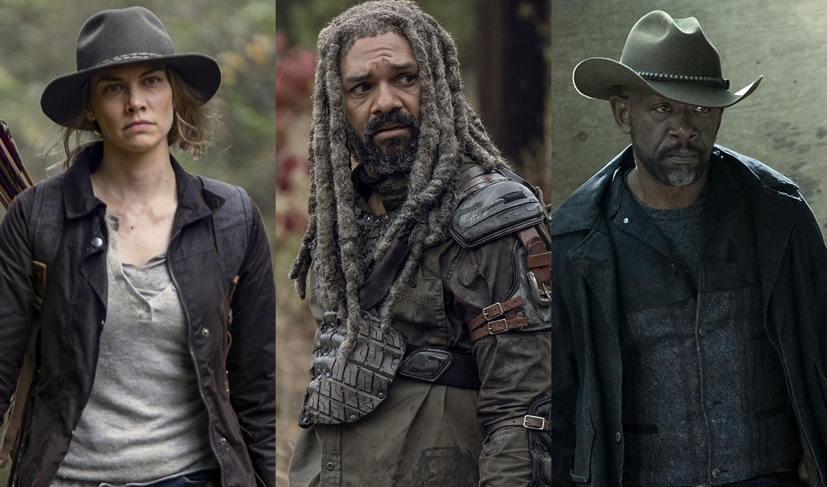 Now That We've Seen Daryl's Time Alone, Here Are The Walking Dead Character Backstories We're Dying to See