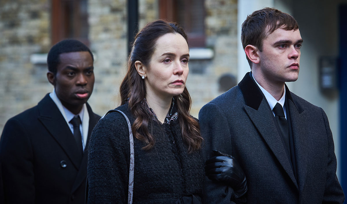 <em>Gangs of London</em> Q&A — Valene Kane On How She Channels Jacqueline Wallace's Rage and Guilt