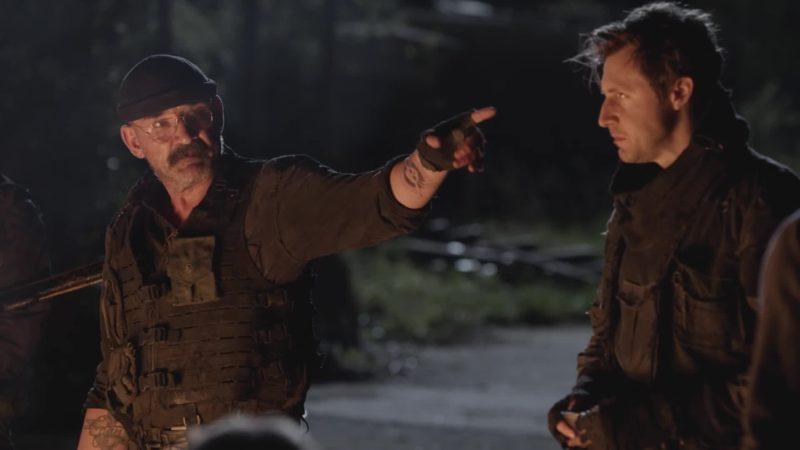 The Walking Dead Season 11, Episode 4 Talked About Scene: Baptized in Fire