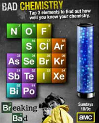 Blogs breaking bad breaking bads bad chemistry app now bad chemistry 200g urtaz Images