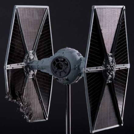 TIE Fighter Star Wars auction.jpg