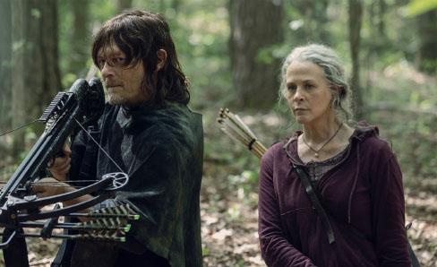 The Walking Dead: Character Bios