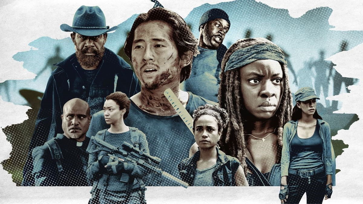 """<p>The Legacy of Diversity on """"The Walking Dead""""</p>"""