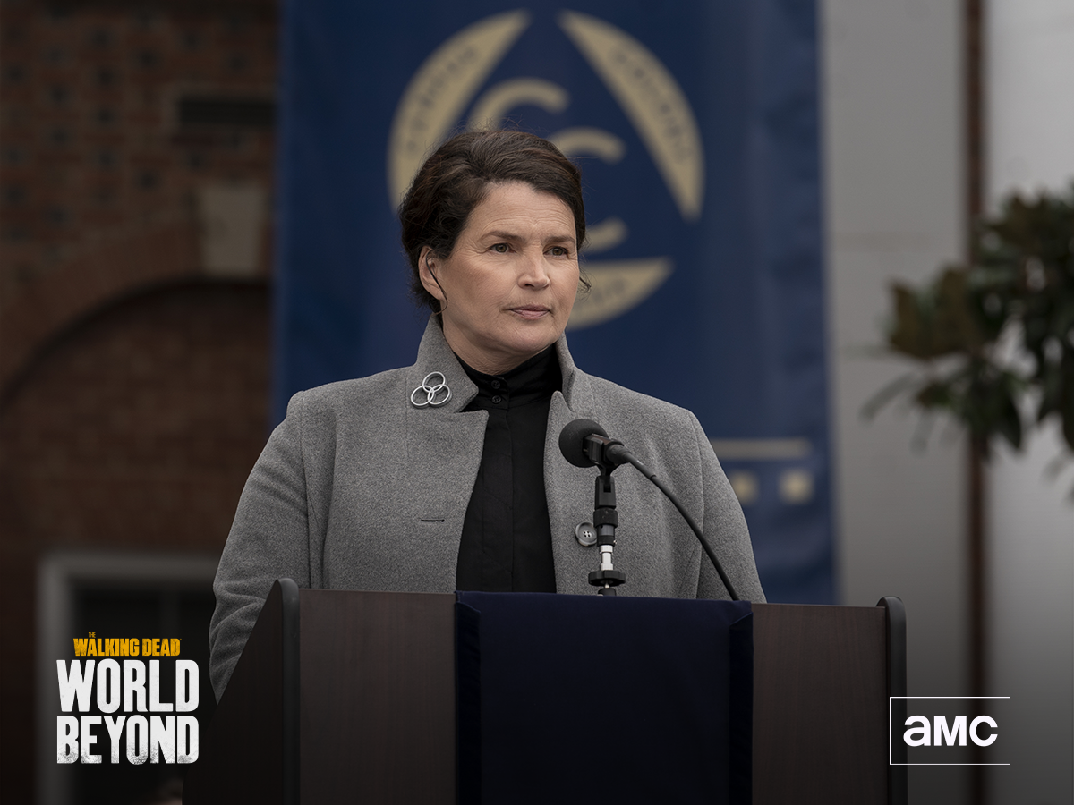 Julia Ormond - TWD - LOGOS