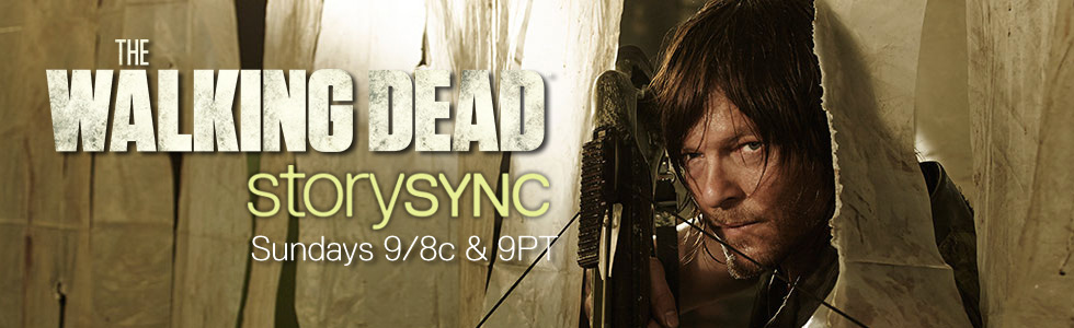 The Walking Dead Story Sync