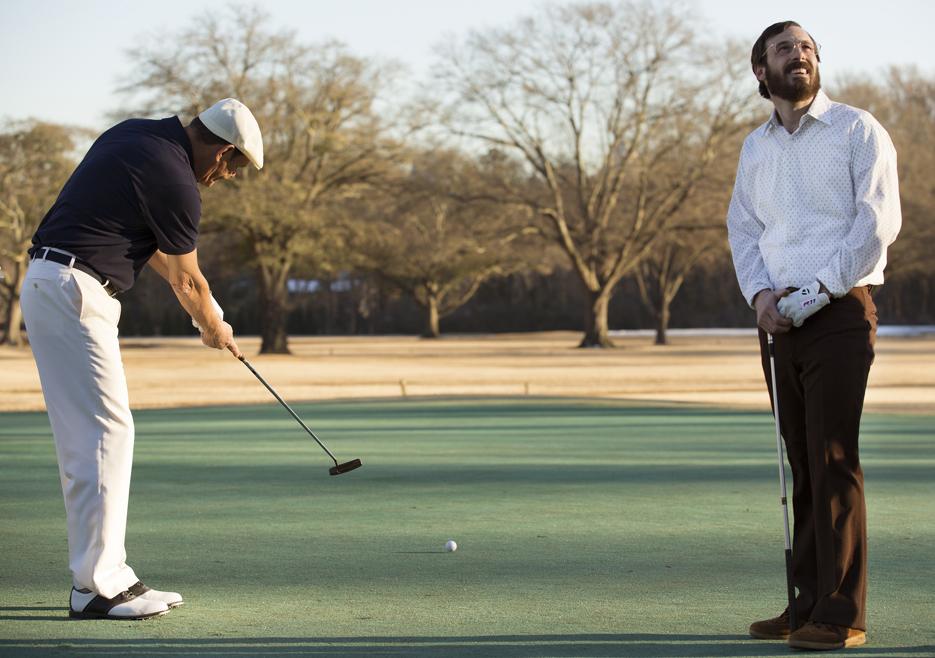 Gary Emerson (Chris Mulkey) y Gordon Clark (Scoot McNairy) Foto: Blake Tyers/AMC
