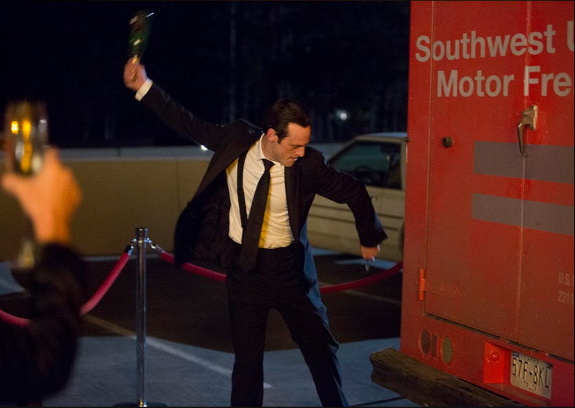 Gordon Clark (Scoot McNairy) Photo by Quantrell Colbert