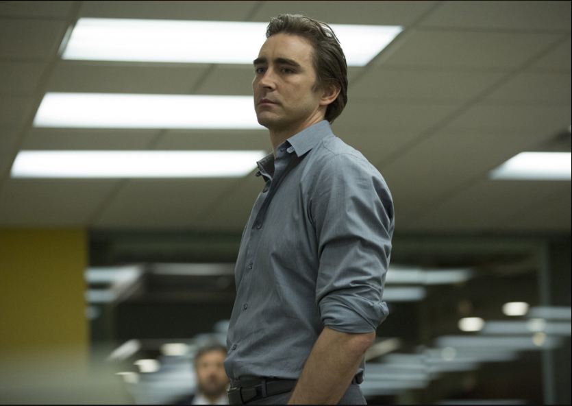 Joe MacMillan (Lee Pace) by James Minchin III/AMC
