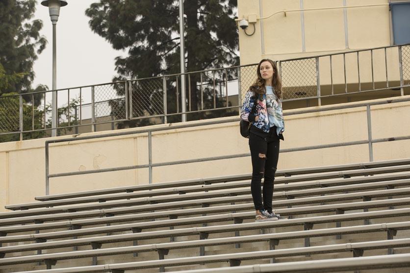 Alycia Debnam Carey as Alicia - Fear the Walking Dead _ Season 1, Episode 1 - Photo Credit: Justin Lubin/AMC  Alycia Debnam Carey as Alicia – Fear the Walking Dead _ Season 1, Episode 1 – Photo Credit: Justin Lubin/AMC