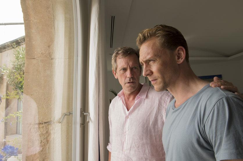 ¡Nuevas imágenes para AMC de 'El Infiltrado'!