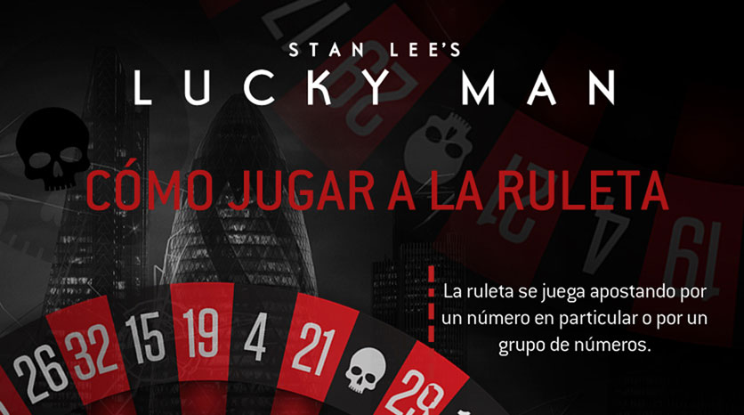 Lucky Man   ¿Será hoy tu día de suerte?