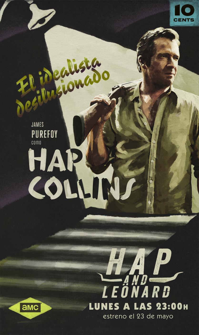 HAL_PulpCrimeIllustarion_Hap_poster