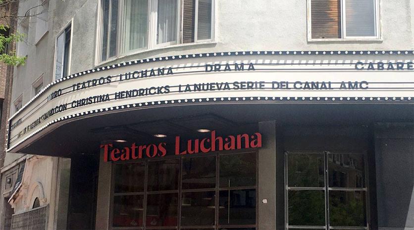 Teatros-Luchana