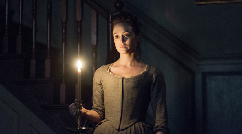 Anna Strong (Heather Lind) en Episodio 1 Foto de Antony Platt/AMC
