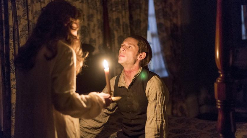 Abe Woodhull (Jamie Bell) en Episodio 1 Foto de Antony Platt/AMC