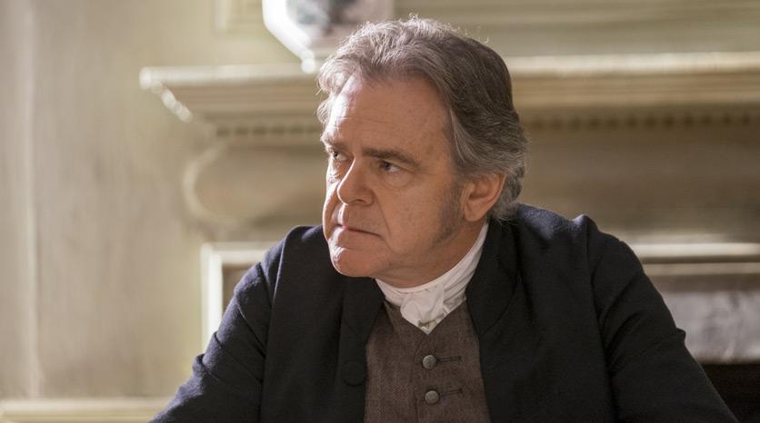 Judge Richard Woodhull (Kevin McNally) en Episodio 1 Foto de Antony Platt/AMC