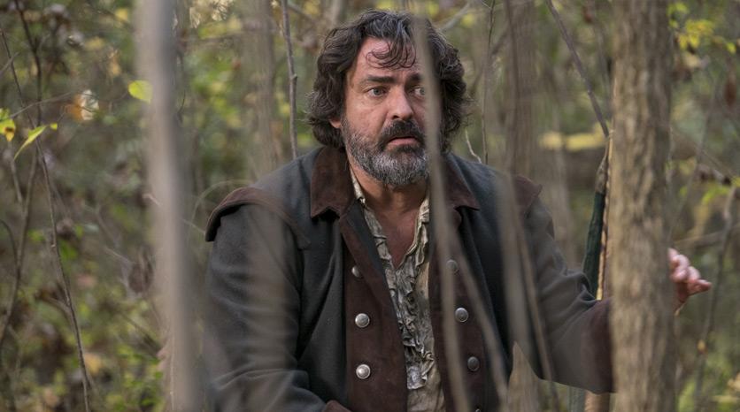 Robert Rogers (Angus Macfadyen) en Episodio 1 Foto de Antony Platt/AMC