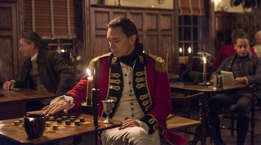 John Andre (JJ Field) en Episodio 2 Foto de Antony Platt/AMC