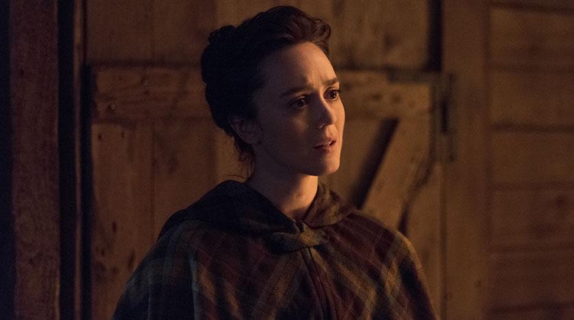Anna Strong (Heather Lind) en el Episódio 4 Foto de Antony Platt/AMC
