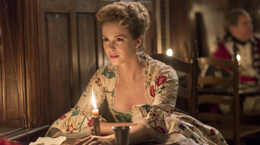 Philomena (Amy Gumenick) en el Episodio 4 Foto de Antony Platt/AMC